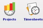 How to use the Timesheets App?
