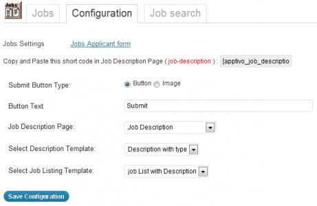 Jobs: Basic Setup | RunApptivo