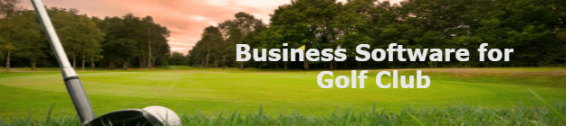 business-software-for-golf-club